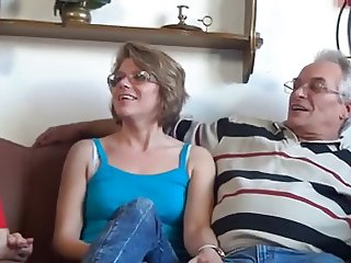 old man and older women grandpa fucks grandmas