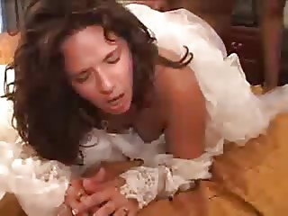 UNETTE BRIDE INTERRACIAL