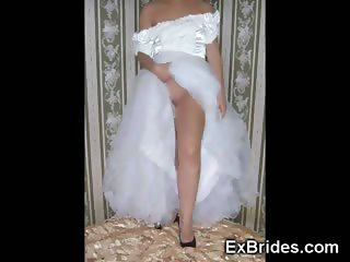 ESE REAL BRIDES ARE TRUE WHORES