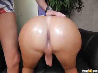 ANNY BARBARA PAES GETS FUCKED TRANS500 STYLE