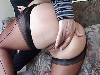 Old in Stockings