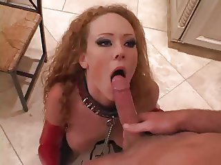 Audrey Hollander Anal Latex Whore