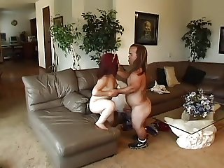 RNY MIDGET COUPLE FUCKING