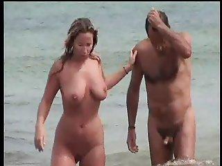 Nude Beach Voyeur 2