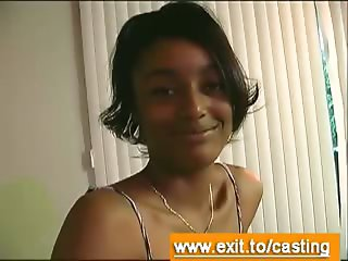 STING SEX INTERVIEW WITH CUTE BLACK TEEN