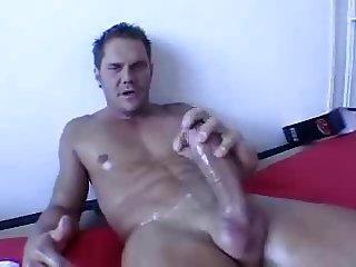 shaving hot cock