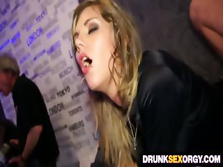 UNK SECRETARIES FUCKING AT THE PARTY