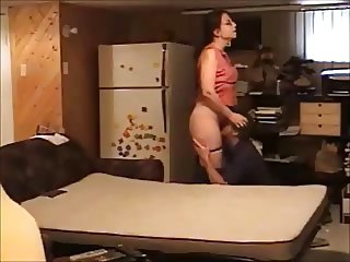 booty milf fucked by old guy on hidden cam