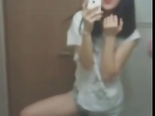 Uncensored Amateur Korean Masturbation 28