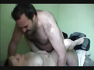 NOCENT TEEN CREAMPIED BY OLD GUY