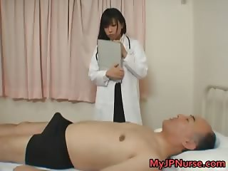 PANESE DOCTOR IS HORNY FOR COCK PART1