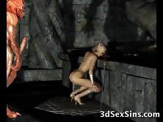 IL CREATURES FUCK 3D ELF GIRLS