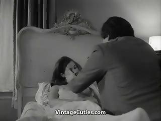 Doctor Prescribes Masturbation to Horny Girl