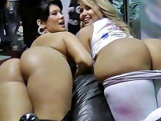 AZING BIG ASS BRAZILIAN BUTT BABES