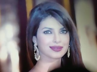 AUTIFUL FACE OF PRIYANKA CHOPRA CUMMED