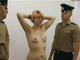 DELINQUENTS STRIPSEARCHED