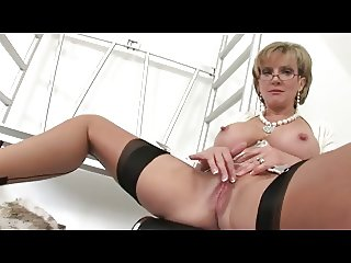Lady Sonia Talks To You And Teases Her Pink Pussy And Clit