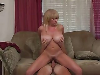 G BOOBED MATURE COUGAR DOGGY STYLE BY TROC