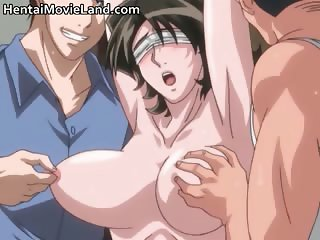 G BOOBED ANIME HOT SEXY BABE GETS PART1