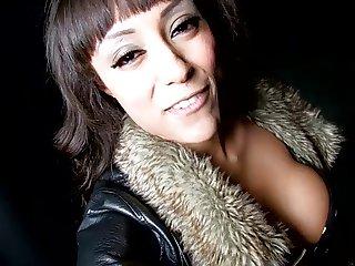 British slut Alyessa gets fucked after being cheated on