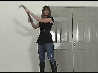 LTED BY MISTRESS JO IN JEANSS