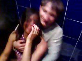 The toilet nightclub