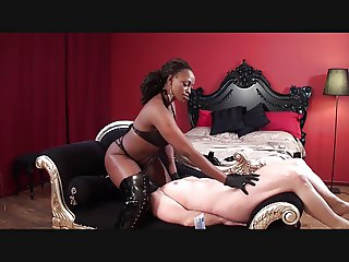 black mistress with sub hubby