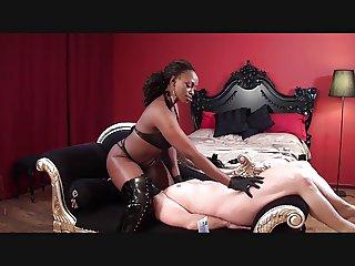 black mistress with sub hubby