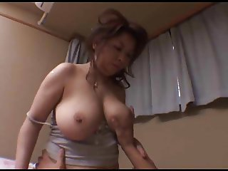 Mature busy asian