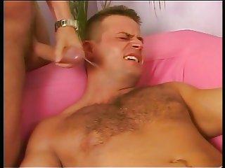 Bisex on a Pink Sofa