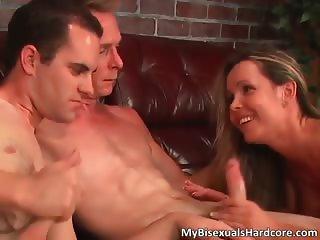 Nasty older guy gets his cock sucked part5