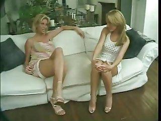 Barbie Fucks a Hot Pussy.