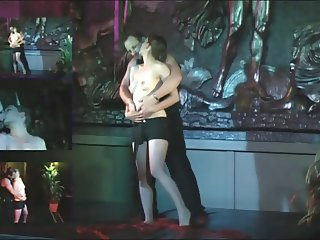sensual tie performance