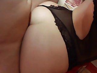 brunette loves to lick ass