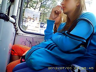 ASH IN THE BUS