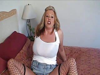 huge bitch teasing YOU2