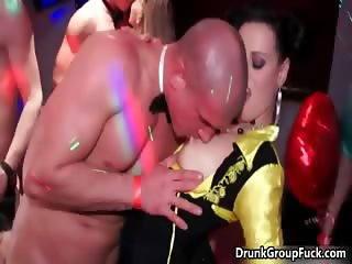 OUP OF DIRTY EURO SLUTS LOVE FUCKING PART4