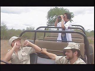 Carole Dubois Sandwich en Afrique