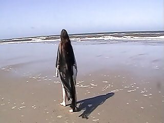 take a walk on the beach