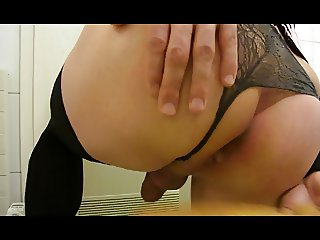 Susi crossdresser self fuck 20x5