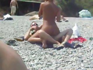 fuck at beach