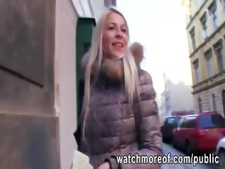 RGEOUS BUSTY EURO CHICK FUCKS FOR CASH