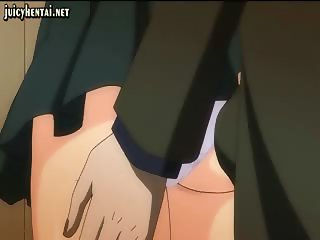 Anime shemale gets her ass fucked