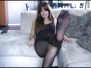 Pantyhose Humiliation.