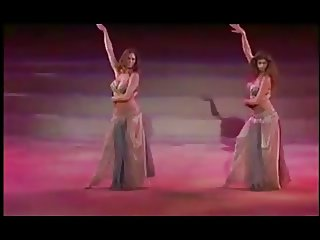 arabian belly dancers