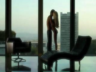 Penthouse banging with luscious blonde pornstar London Reagan