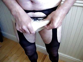 several tight panties