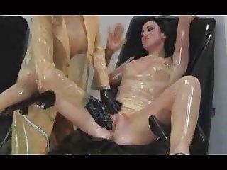 Rubber Lesbians 2