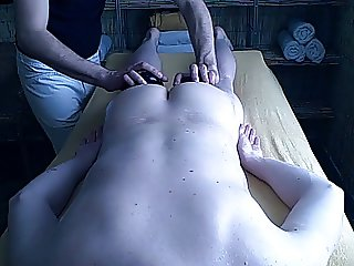 Special Erotic Stone Massage Part One Masseur Benny