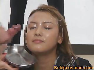 Nipponjin hot babe in steamy part2